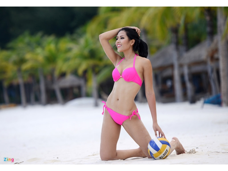 Top 5 Miss Universe Vietnam 2015 Nguyen Loan